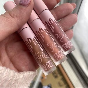 Kylie Cosmetics | Liquid Lipstick Nude Bundle